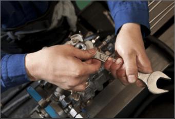 熱処理炉の改造サービス