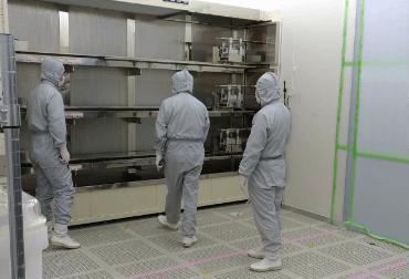 半導体製造用熱処理中古炉リファブのサービス内容