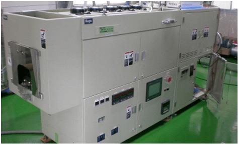 半導体製造用熱処理炉リファビッシュ実績光洋サーモ株式会社製 PYRO酸化炉