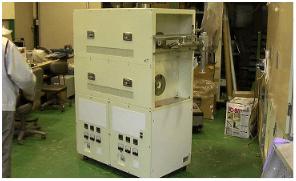 小型熱処理炉