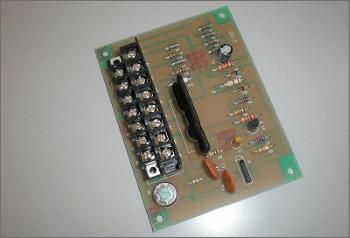 半導体製造用熱処理炉ヒータ―制御用ゲート基板